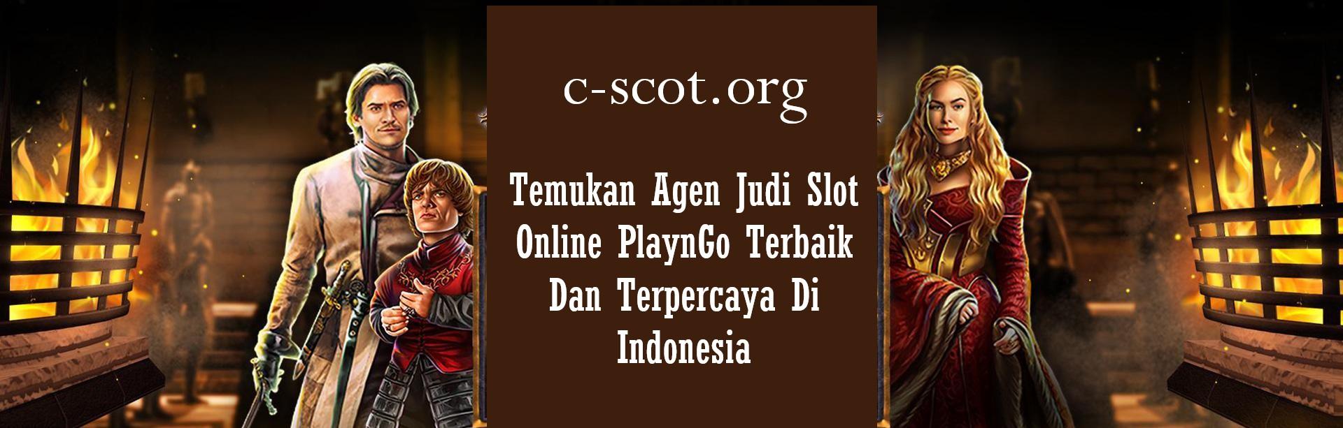Temukan Agen Judi Slot Online PlaynGo Terbaik Dan Terpercaya Di Indonesia